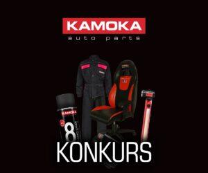 Fotel Kamoka i inne nagrody do zdobycia w konkursie