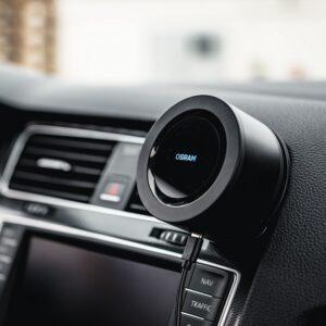 OSRAM Air Zing Mini – czyste powietrze w samochodzie