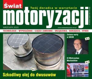 Świat Motoryzacji 9/2020