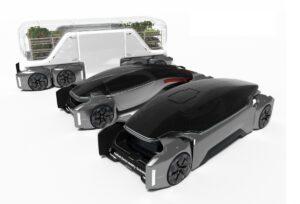Hankook prezentuje futurystyczną wizję mobilności