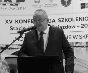 Nie żyje Leszek Turek, wieloletni prezes PISKP