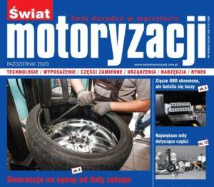 Świat Motoryzacji 10/2020