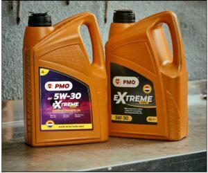 PMO wprowadza nowy olej – 5w30 Extreme EST