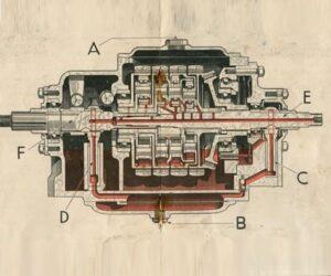 Pre-selektor Wilsona, czyli serwis skrzyni biegów w latach 30-tych
