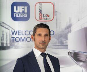 UFI Filters ma nowego dyrektora ds. sprzedaży i marketingu