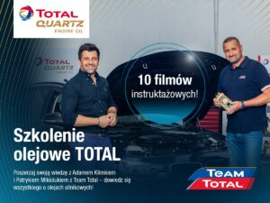 Szkolenia online dla mechaników od Total Polska już dostępne!