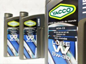 Nowy olej silnikowy w ofercie YACCO