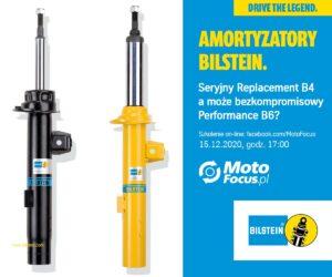Amortyzator – rola, warianty, testowanie – szkolenie online dla Czytelników MotoFocus.pl