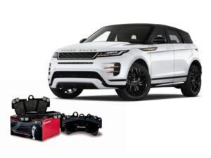 Nowe części hamulcowe Brembo do Range Rovera i Mazdy