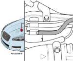 Jaguar XF: nadmierna ilość dymu z układu wydechowego