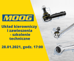 Układ kierowniczy i zawieszenia – szkolenie online dla Czytelników MotoFocus.pl