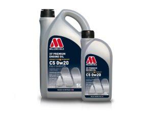Nowa gama olejów Millers Oils