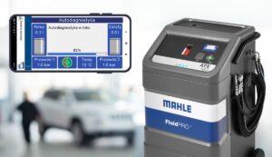 Zdalny podgląd ekranu dostępny dla urządzeń MAHLE