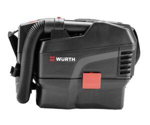 Nowy odkurzacz akumulatorowy od Würth