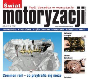 Świat Motoryzacji 1/2021