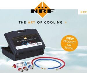 NRF prezentuje nowe urządzenie na rynku klimatyzacji
