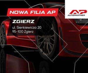 Nowa filia Auto Partner S.A. w Zgierzu