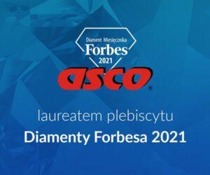 Firma ASCO z Diamentem Forbesa