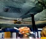 Wymiana oleju w automatycznej skrzyni BMW 530d