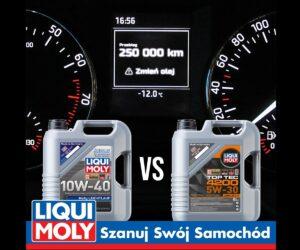 Jaki olej zastosować do silnika z dużym przebiegiem?