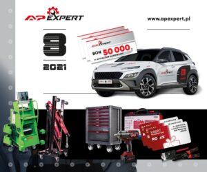 AP EXPERT 2021 – 8. edycja wyjątkowej promocji dla mechaników
