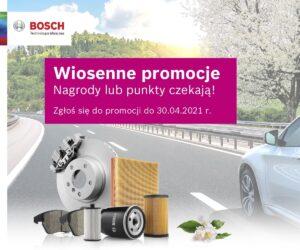 Ruszyły Wiosenne promocje od Boscha