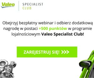 Cykl webinarów: Technologie Hybrydowe Valeo
