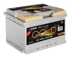 Nowy akumulator serii Gold od Jenoxa