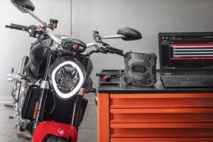 Dziesięciolecie współpracy TEXA z Ducati