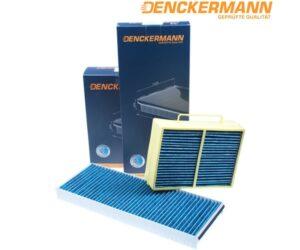Nowe filtry Denckermann z technologią Silver ION