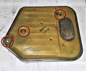 Wymiana oleju w automatycznej skrzyni biegów 5HP19 w BMW E46