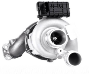 Turbosprężarki Nissens z elektrycznym siłownikiem