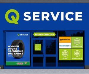 Continental partnerem sieci Q Service Castrol