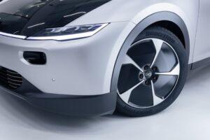 Bridgestone i Lightyear chcą wspólnie stworzyć elektryczny samochód