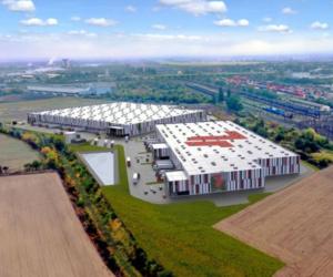 Chińska fabryka podzespołów do aut elektrycznych w Poznaniu