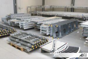 Nowe rozwiązanie logistyczne w magazynie AS-PL