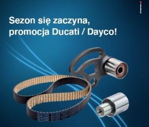 Promocja Dayco na rozpoczęcie sezonu