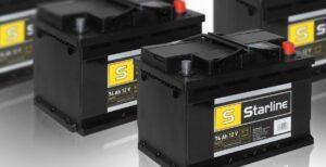 Bezobsługowe akumulatory wapniowe marki STARLINE w ofercie ELIT Polska