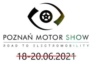 Targi Poznań Motor Show 2021 nie odbędą się latem