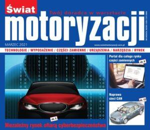 Świat Motoryzacji 3/2021