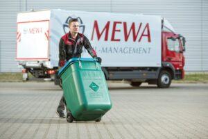 MEWA przejmuje firmę RS Kunststoff