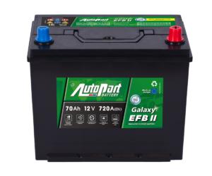 Akumulator dla samochodu z systemem START-STOP