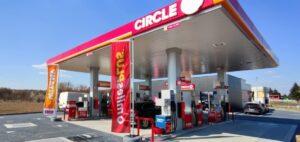 100 stacji franczyzowych Circle K w Polsce
