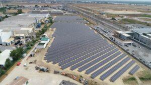 Exide uruchomił w swojej fabryce instalację fotowoltaiczną o mocy 500 kWh