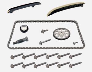 Rozwiązania febi bilstein: rozciągnięty łańcuch silnika 1.2 TSI