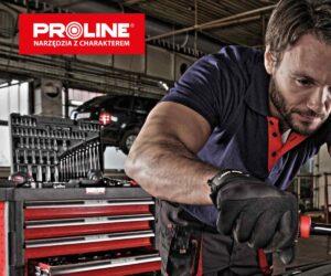 Kompletnie niezbędny: Zestaw narzędzi PROLINE 58217