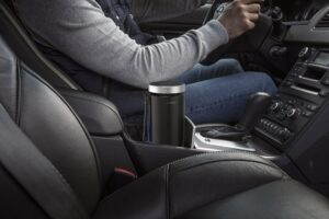 Samochodowy oczyszczacz powietrza Philips GoPure z technologią UV-C