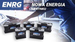 Akumulatory ENRG w ofercie Inter Cars