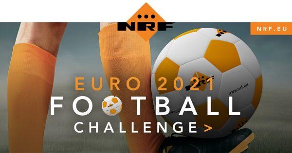 Piłkarskie wyzwanie NRF z okazji EURO 2020/21