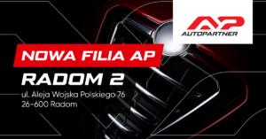 Nowa filia Auto Partner w Radomiu